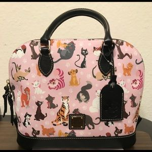 Disney Dooney & Bourke Cats satchel